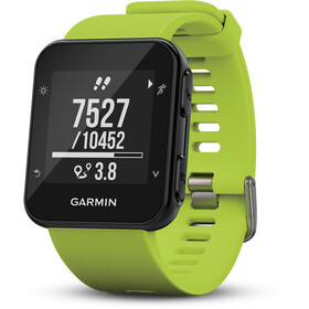 Garmin Forerunner 35 GPS Running Clock, limelight
